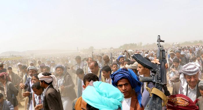"""قتلى وجرحى لقوات هادي بهجوم لـ """"أنصار الله"""" في عسير"""