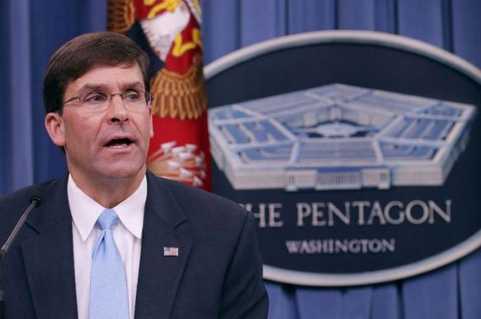 Le nouveau chef du Pentagone «déçu» par l