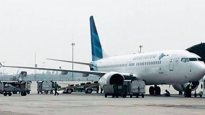 """بعد """"فضحية طعام"""".. """"الإندونيسية"""" تمنع الصور على متن طائراتها"""