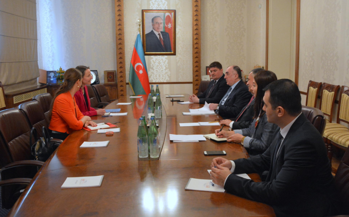 Switzerland interested to develop comprehensive co-op in all spheres with Azerbaijan