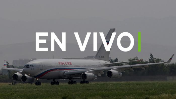 EN VIVO: Putin llega a Roma para reunirse con líderes italianos y el papa Francisco