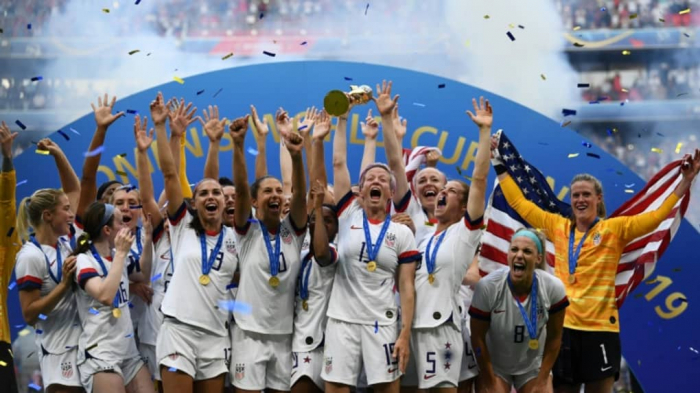 Foot:  les Américaines championnes du monde pour la 4e fois