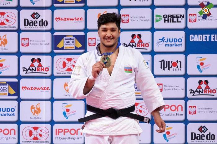 Cüdoçumuz EYOF-da qızıl medal qazandı