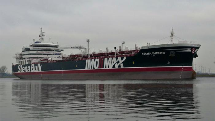 «La saisie du pétrolier britannique était une mesure légale», dit l