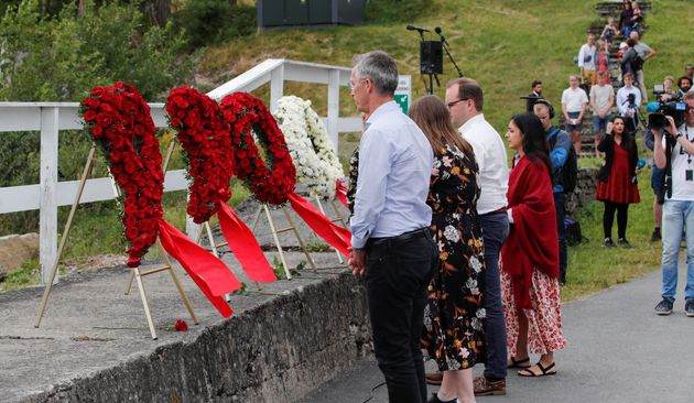 Norvège: un mémorial aux victimes d