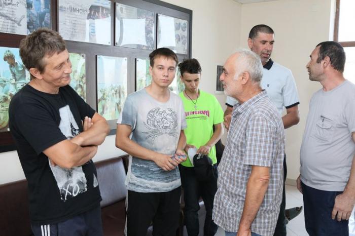 Azərbaycanda 184 qanunsuz miqrant saxlanılıb - FOTO