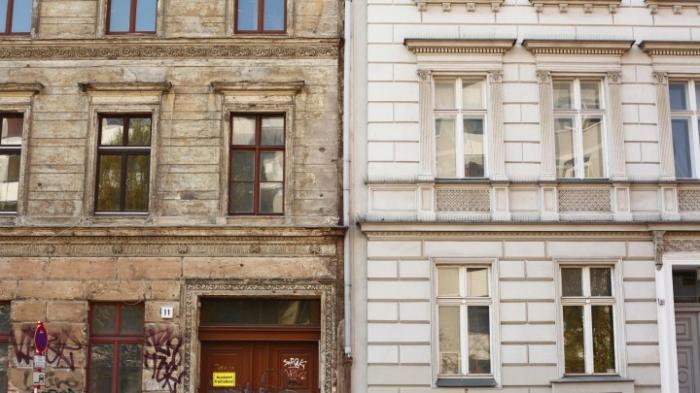 Große Wohnungsnot in deutschen Städten