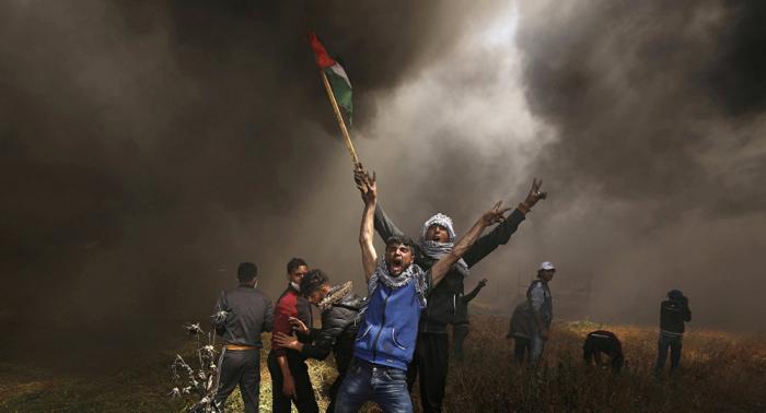 """استعدادات فلسطينية للمشاركة في جمعة """"حرق العلم"""" الإسرائيلي"""