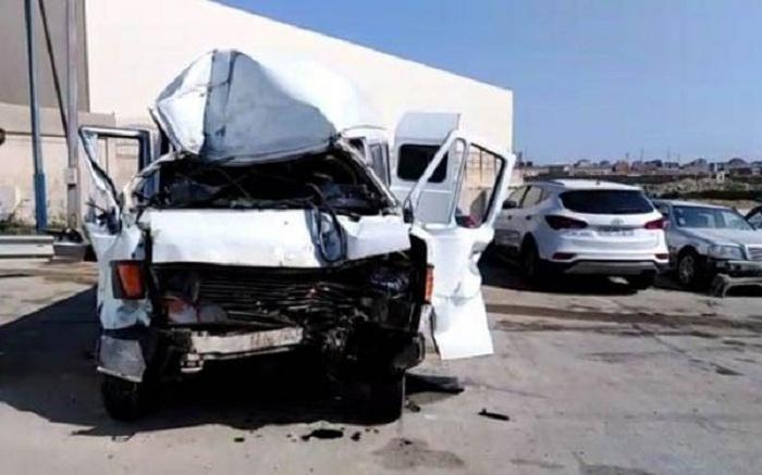 İranda yol qəzası, 13 nəfər ölüb