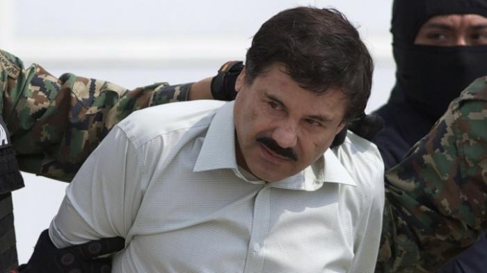 """Drogenboss """"El Chapo"""" tritt Haftstrafe an"""