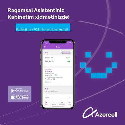Azercell-dən daha bir yenilik