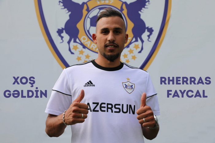 """""""Qarabağ"""" mərakeşli futbolçu transfer edib"""