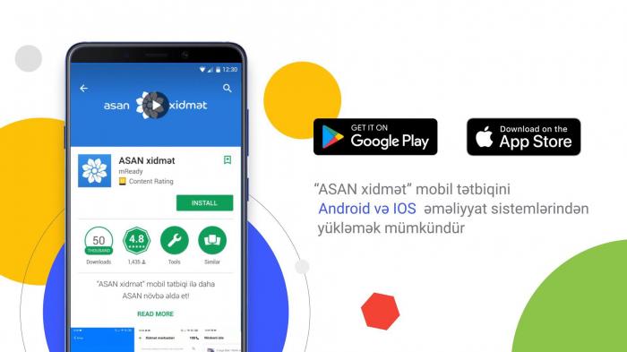 """""""ASAN xidmət"""" mobil tətbiqi IOS-da - VİDEO"""