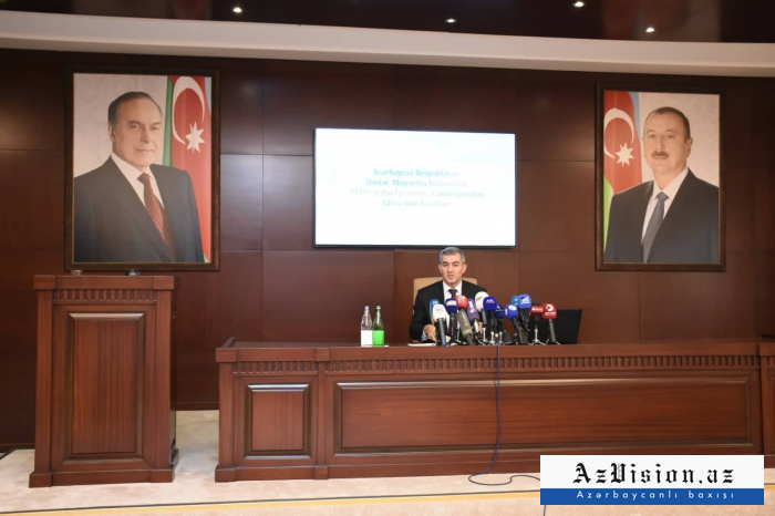 1 211 people were readmitted to Azerbaijan within 5 years - Vusal Huseynov