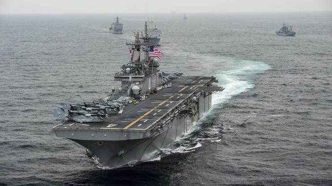 Les États-Unis ont abattu un drone iranien au-dessus du détroit d
