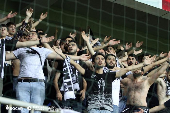 """""""Neftçi"""" """"Arsenal""""ı məğlub etdi - VİDEO (Yenilənib)"""