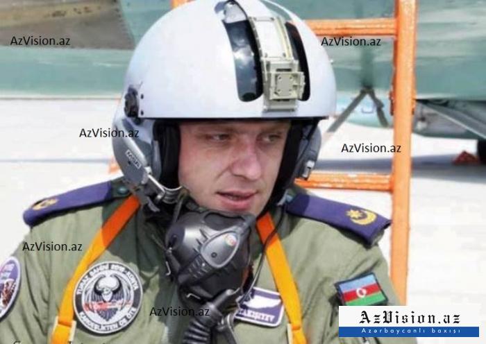 MİQ-29-la Xəzər dənizinə düşən pilot kimdir? - FOTO