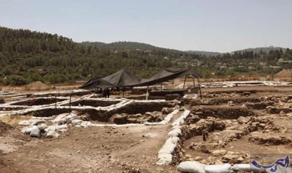اكتشاف آثار لتجمع بشري عمره 9000 عام غرب القدس المُحتلة