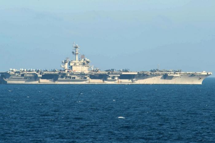Un marin américain porté disparu dans le Golfe