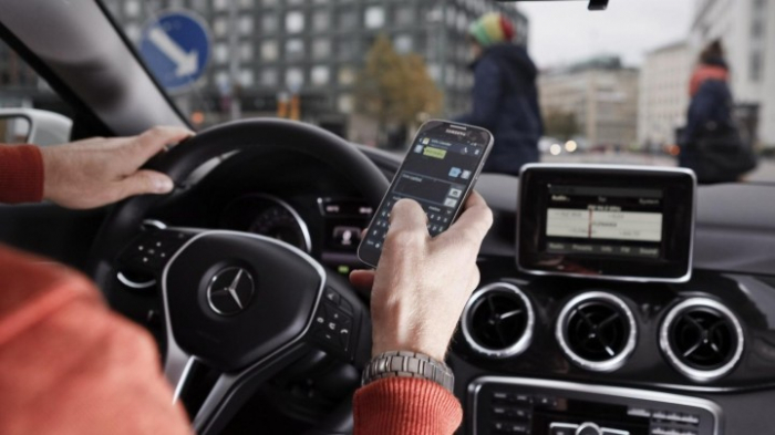 Zahl der Verkehrsunfälle durch Handynutzung steigt