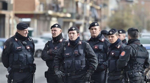 """إيطاليا: ضبط """"أسلحة قطرية"""" بينها صاروخ جو-جو مع اليمين المتطرف"""