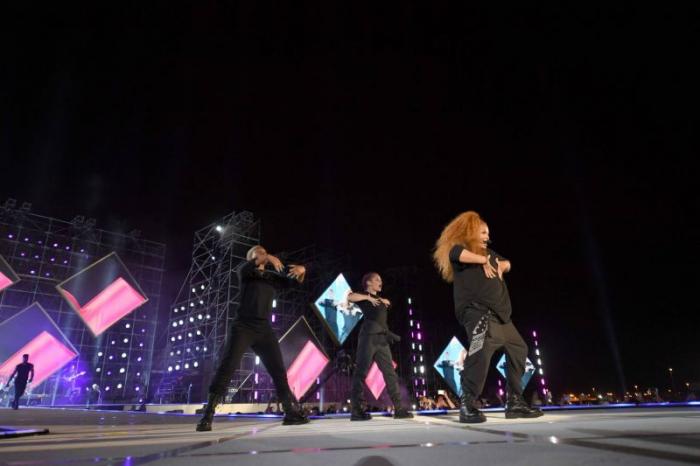 Arabie saoudite: Janet Jackson et 50 cent à un concert boycotté par Nicki Minaj