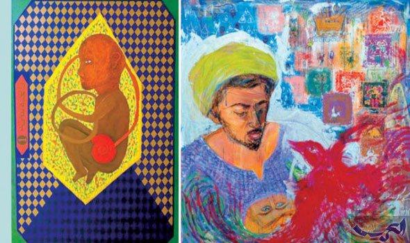 رحلة ابن بطوطة تُلهم 20 فنانًا أعمالًا عن التنقل والمغامرات في معرض أغادير