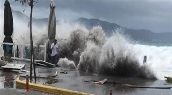 6 قتلى على الأقل جراء الطقس السيء في اليونان