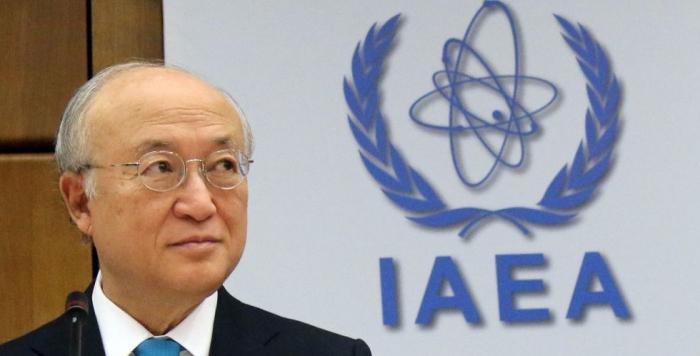U.N. nuclear watchdog chief Amano dies aged 72