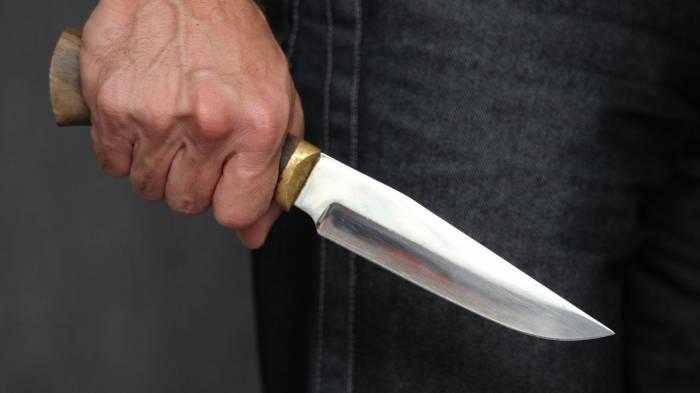 Bakıda dostların mübahisəsi bıçaqlanma ilə bitdi