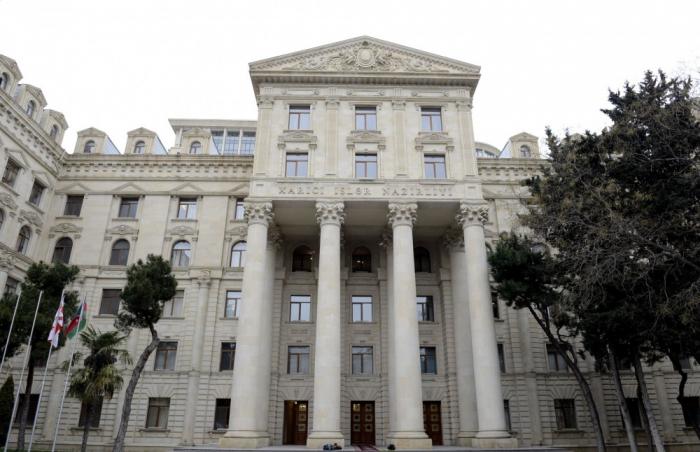 استدعاء السفير الجورجي الى وزارة الخارجية الأذربيجانية