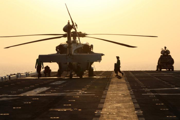Washington a pu abattre un de ses propres drones «par erreur», estime l