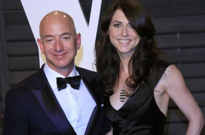 MacKenzie Bezos:  10 choses à savoir sur celle qui devient la 4e femme la plus riche du monde