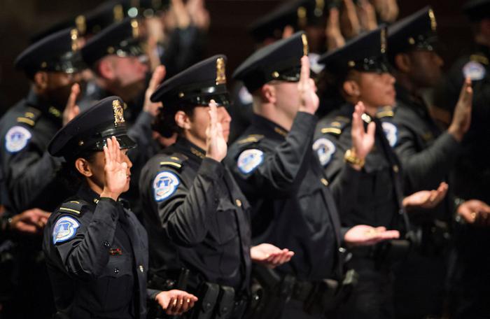 Azərbaycan polisinin amerikalı həmkarları