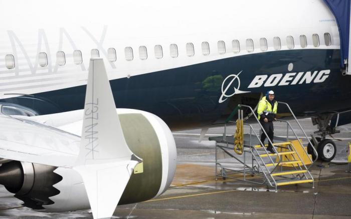 Boeing annonce une charge de 4,9 milliards de dollars au T2 pour le 737 MAX
