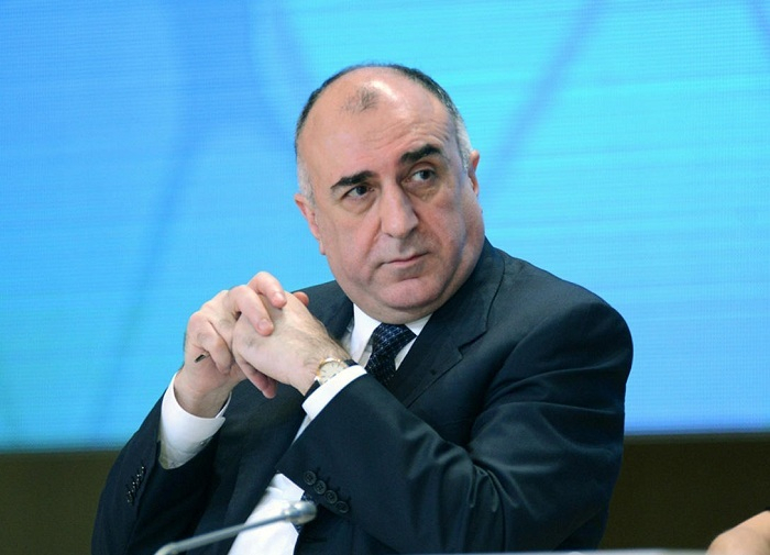 Int'l community unequivocally supports Azerbaijan's territorial integrity – FM Mammadyarov