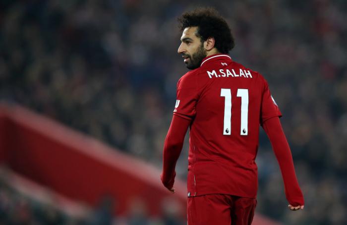 Salah Premyer Liqada ən çox qazanan futbolçu ola bilər