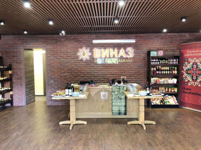 Another Azerbaijani wine house opens in Russia