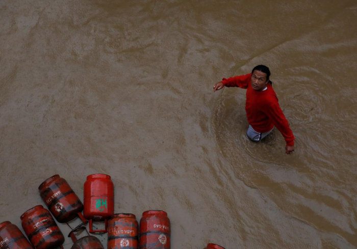 Monsoon rains kill 30 people in Nepal, others missing