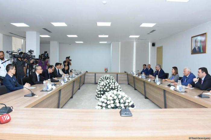Deputy PM: Azerbaijan-China ties developing at high level