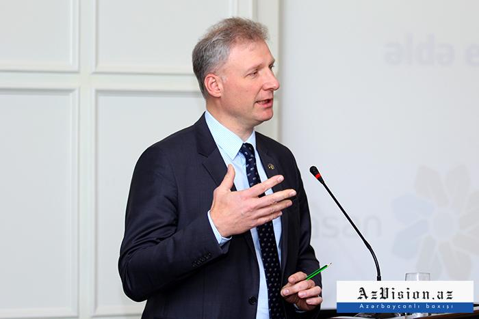 """""""Azərbaycanla Aviasiya sazişini imzalamağa çox yaxınıq"""" - Aİ səfiri"""