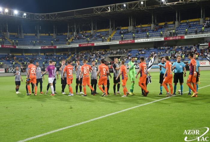 Neftchi Bakú pasa a la segunda ronda de la Europa League