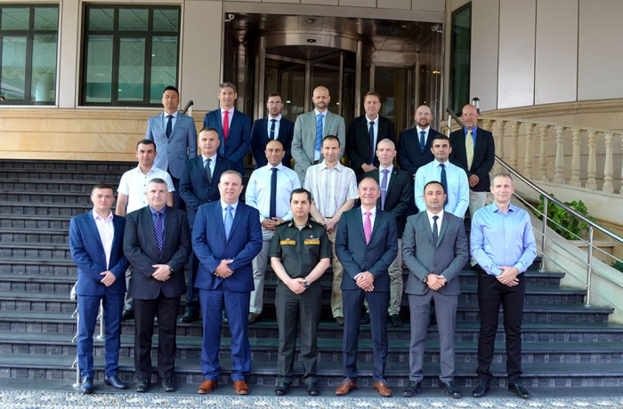 La reunión de trabajo de la OTAN se celebra en Bakú –   VIDEO
