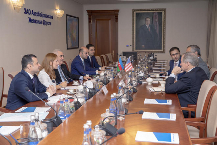 Railways company: Azerbaijan turns into major transit, logistics center