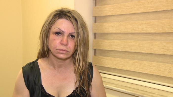 Bakıda narkotik satan qadın tutuldu - FOTO