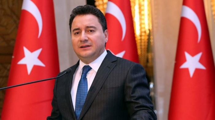 Əli Babacan AKP-dən getdi