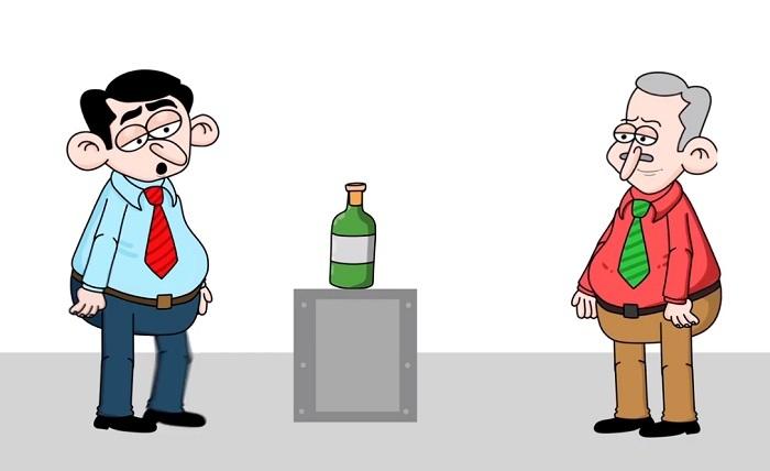 Əli Kərimli #BottleCapChallenge trendinə qoşuldu – CİZGİ FİLMİ