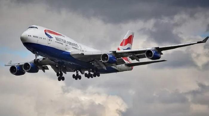 """""""British Airways"""" Qahirəyə uçuşları dayandırıb"""