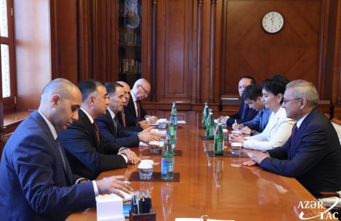 'Azerbaijan and Kazakhstan are friendly countries that enjoy strategic relationship'