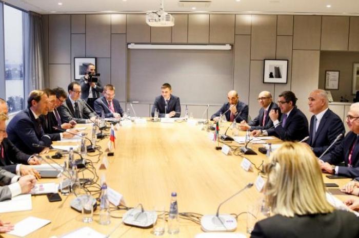 Azerbaijan-Russia trade growing - minister